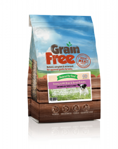 Natural Pet Food Grain Free Puppy Small Breed Indyk z kaczką, batatami, koprem i rumiankiem 6kg
