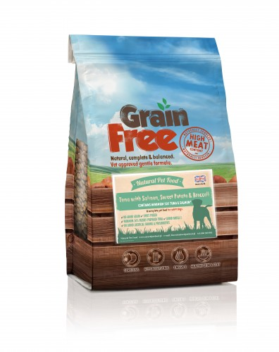 Natural Pet Food Grain Free Tuńczyk z łososiem, batatami i brokułami 12kg.jpg